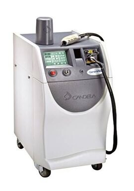 CANDELA GentleYAG for Laser Hair Removal