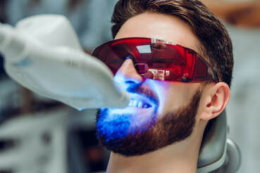 Laser Teeth Whitening, Best Teeth Whitening option